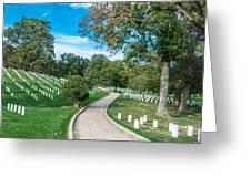 Arlington National Cemetery Part 2 Greeting Card