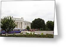 Arlington National Cemetery - Structures On Grounds - 01131 Greeting Card by DC Photographer