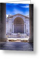 Arlington National Cemetery Greeting Card