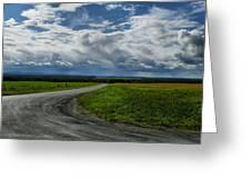 Aroostook County 1 Greeting Card