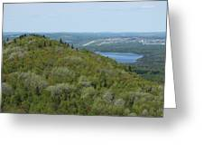 Aroostook State Park 3 Greeting Card