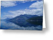 Arrow Lakes Greeting Card
