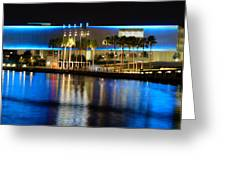 Art In Reflection Greeting Card