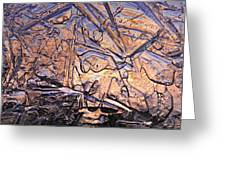 Art Of Ice 2 Greeting Card