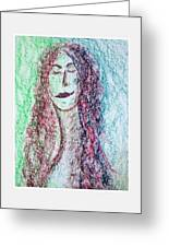 Art Therapy 136 Greeting Card