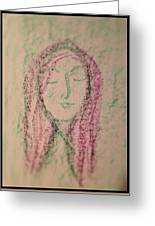 Art Therapy 137 Greeting Card