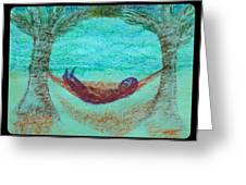 Art Therapy 144 Greeting Card
