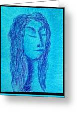 Art Therapy 146 Greeting Card