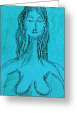 Art Therapy 150 Greeting Card