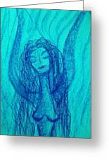 Art Therapy 166 Greeting Card