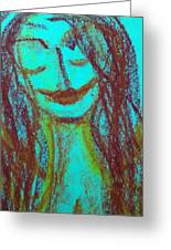Art Therapy 167 Greeting Card