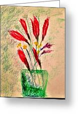 Art Therapy 179 Greeting Card
