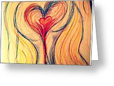 Art Therapy 184 Greeting Card