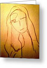 Art Therapy 197 Greeting Card