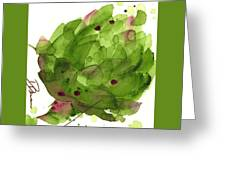Artichoke II Greeting Card