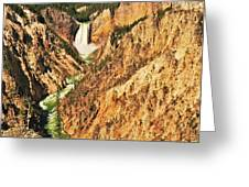 Artist Point View Greeting Card