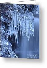 Artistry In Ice 16 Greeting Card