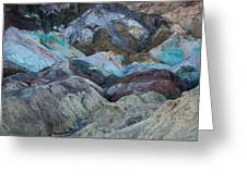 Artist's Palette Greeting Card