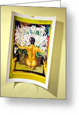 Artist's Proof Greeting Card
