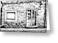 Arzachena Shop Greeting Card