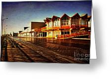 Asbury In The Morning Greeting Card