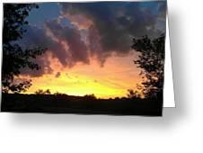 Ascension Greeting Card by Dawn Vagts