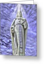 Ascension Of Christ Greeting Card