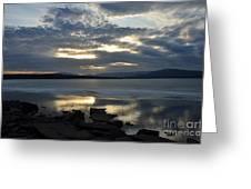 Ashokan Reservoir 11 Greeting Card