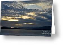 Ashokan Reservoir 12 Greeting Card