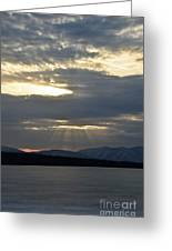 Ashokan Reservoir 13 Greeting Card