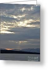 Ashokan Reservoir 14 Greeting Card