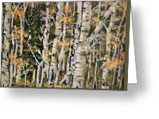 Aspen Hollow Greeting Card