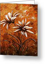 Asters 007 Greeting Card