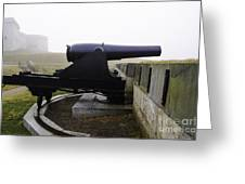 At Fort Trumbull Greeting Card