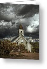 At Heaven's Door  Greeting Card