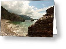 At The Cove Greeting Card