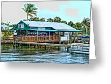 At The Riverside On Mothers Day 2112 Greeting Card