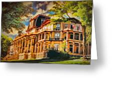 Athenaeum Hotel - Chautauqua Institute Greeting Card