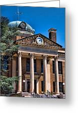 Athens Alabama Historical Courthouse Greeting Card