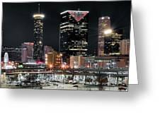Atlanta Wide Angle Greeting Card