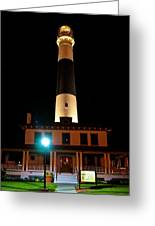 Atlantic City Lighthouse Greeting Card