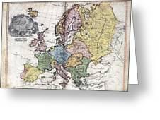 Atlas I Cedid Greeting Card