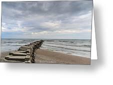 Atwater Pier Greeting Card