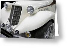 Auburn 851/852 Speedster Greeting Card