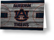 Auburn Tigers Greeting Card