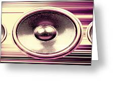 Audio Banner Greeting Card
