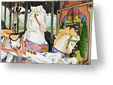 Audubon Carousel Greeting Card