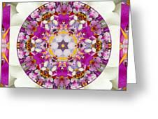 Aura Of Joy Greeting Card