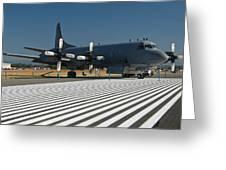 Lockheed Cp-140 Aurora Greeting Card