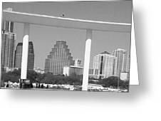 Austin Skies Greeting Card